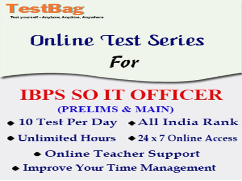 IBPS-IT-OFFICER