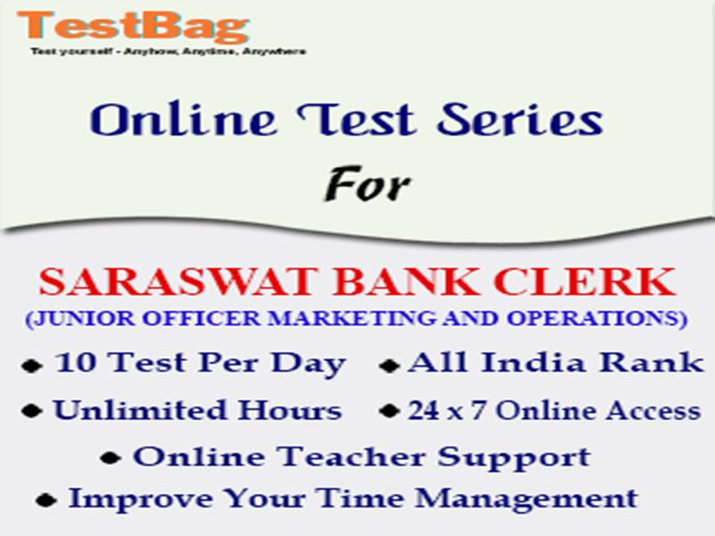 SARASWAT-BANK-CLERK