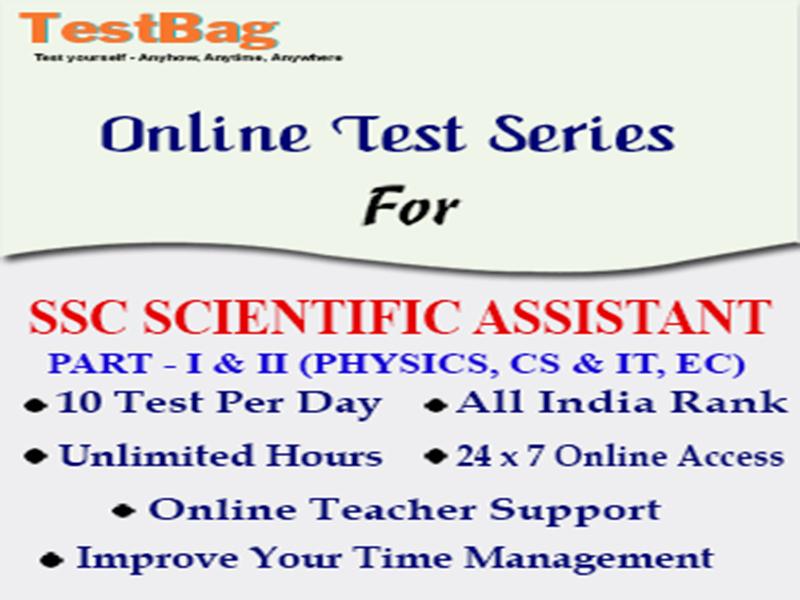SSC-SCIENTIFIC-ASSISTANT