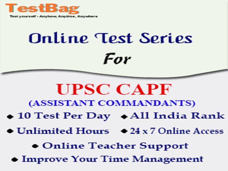 UPSC-CAPF-AC